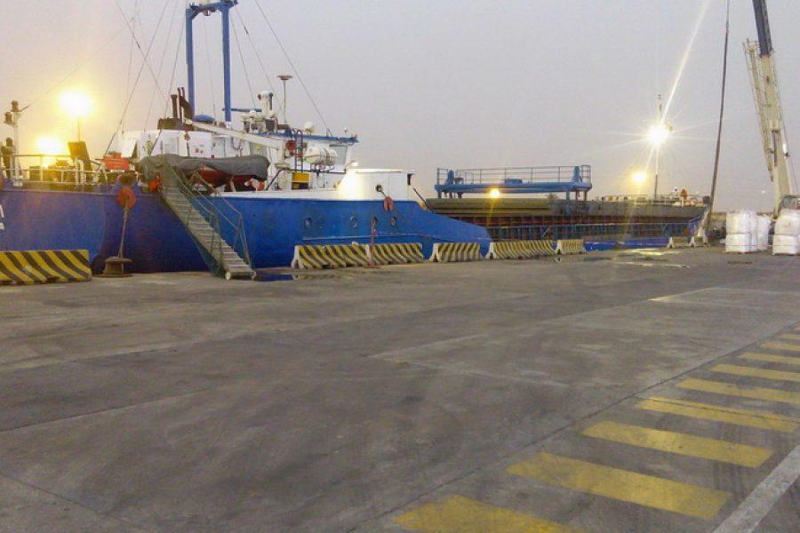 AFRICA COASTAL EXPRESS – MV OYA 1 in Abidjan
