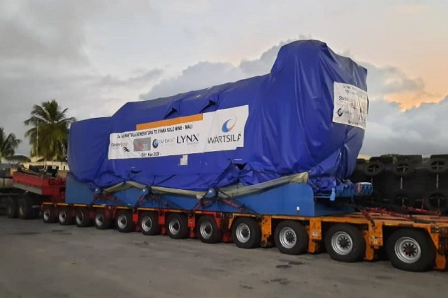 Newsletter Q4 2020 – Heavy transport project awarded, Season Greetings