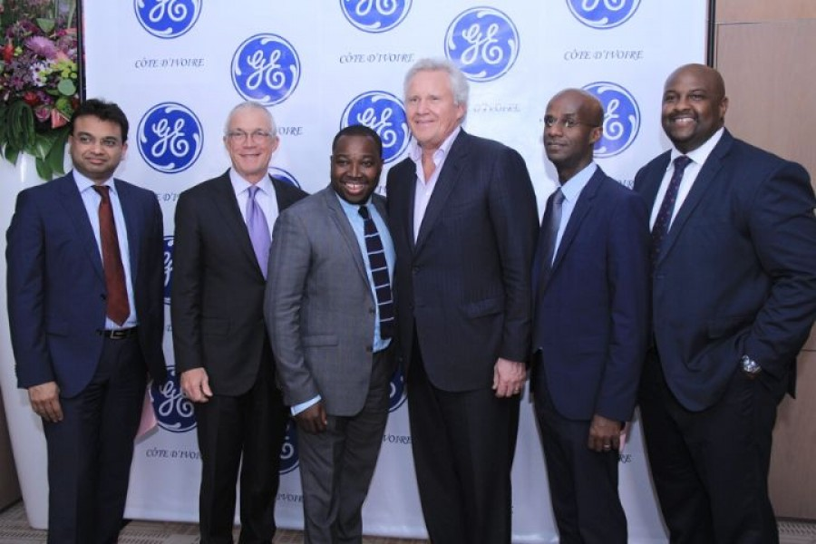General Electric gets a foothold in Ivory Coast